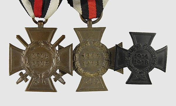 Ehrenkreuz für Hinterbliebene,