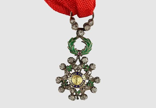 Orden der Ehrenlegion,
