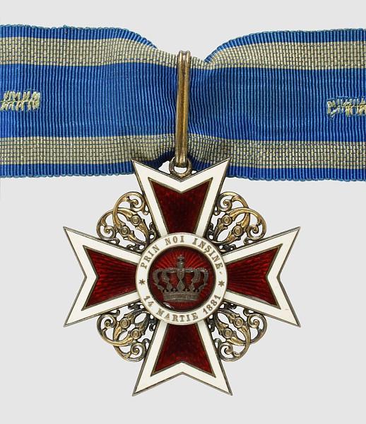 Orden der Krone von Rumänien,