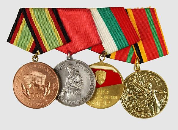 Medaille zum 30. Jahrestag