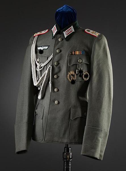 Uniformjacke