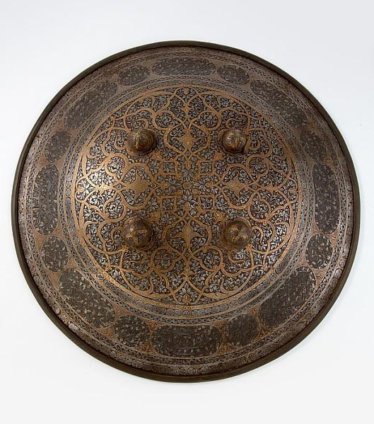 Persischer Rundschild,