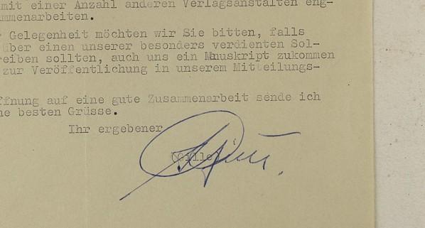 Gille, Herbert Otto.
