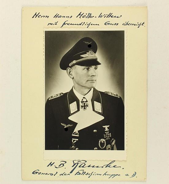 Ramcke, Hermann Bernhard.