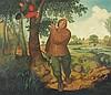 BRUEGEL, Pieter d.Ä. (ca.1525/30-1569), Kopie des 20.JH. nach dem Original, Pieter Bruegel, €0