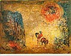 LEBADANG, Hoi, ''Ausritt'', Farblithografie, 57 x 69, nummeriert 171/295, signiert, R., Hoi Lebadang, Click for value