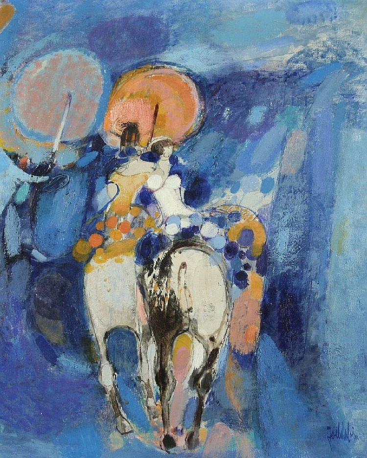 DABIN, Joel (französischer Künstler, *1933),