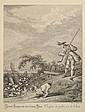 Johann Elias Ridinger (1698-1767) PHEASANT HUNTER