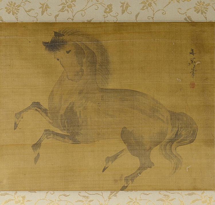 Tani Buncho / 文晁 (1763-1840) SCROLL