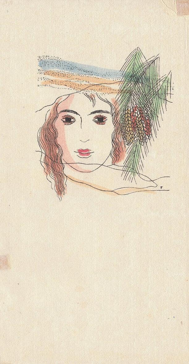 Marie Čermínová - Toyen (1902-1980) GIRL´S