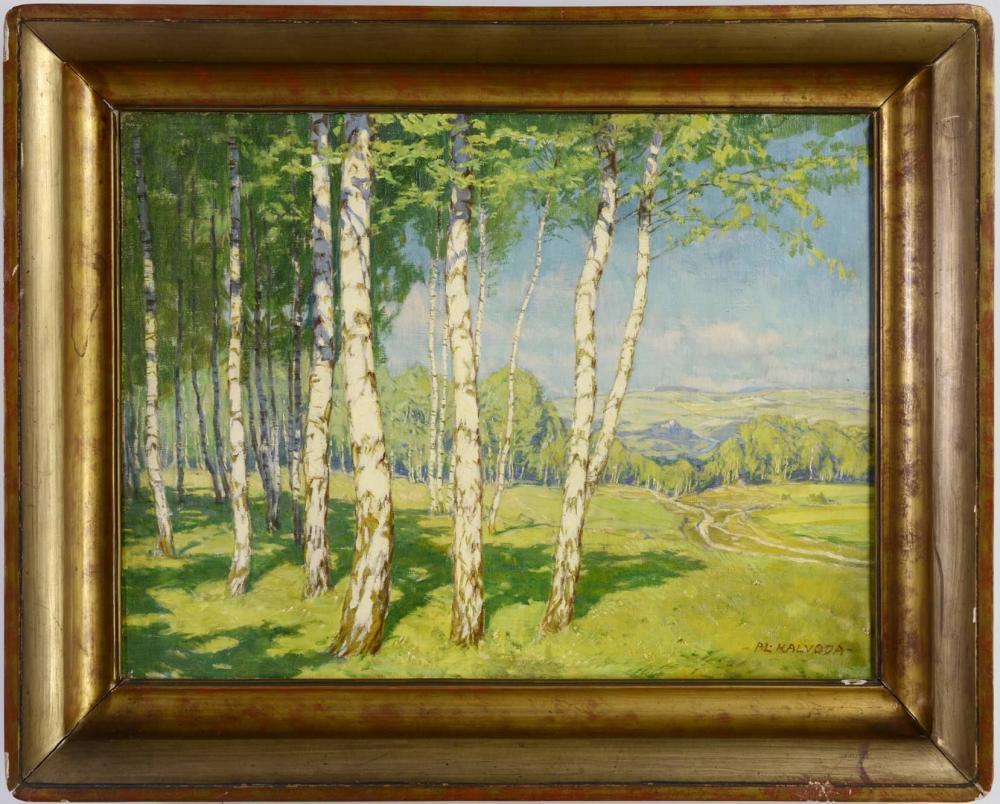 Alois Kalvoda (1875-1934)