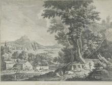 Marcus Ricci (1676-1730) Giuliano Giampiccoli (1703-1759)