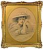 Theodor Tchoumakoff (1823-1911). PORTRAIT OF
