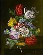 Lina Krause (1857-1916). Floral still-life.