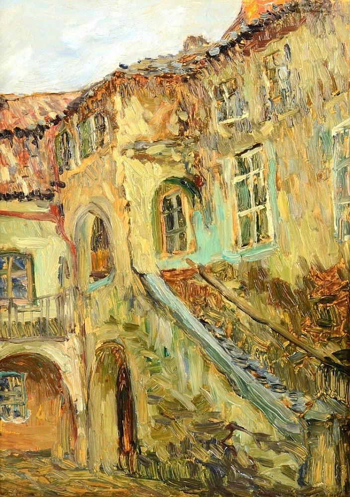 Karel Boháček (1886-1928)