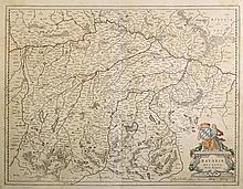 Gerhard Mercator (1512-1594), Willem Jansz. Blaeu (1571-1638)