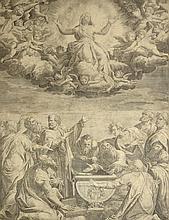 Lorenzo della Vaccaria (1574-1614), Federico Zuccari (1542/3-1609)