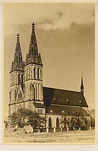 Josef Sudek (1896-1976) THE BASILICA OF ST PETER