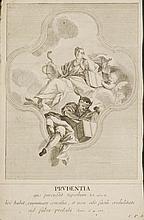 THREE GRAPHIC SHEETS 17th - 18th century. Johann
