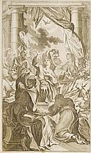 Rudolph Johann Störcklin (1723-1756) THE ASCENSION