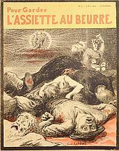 František Kupka (1871-1957) L´ASSIETTE AU BEURRE: