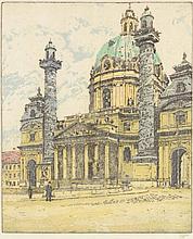 Hans Figura (1898-1978) ST CHARLES BORROMEO CHURCH