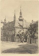 Marie Adler (1863-1947) HEILIGENKREUZERHOF IN