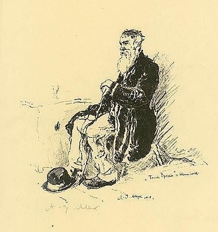 Adolf Jelínek Alex (1890-1957): Tonda Spacír ze