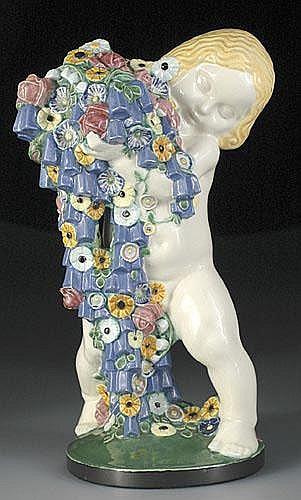 Michael Powolny (1871-1954): Spring. Austria,