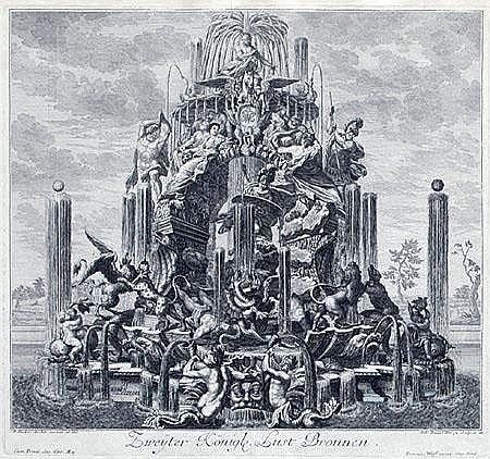 Paul Decker (1677-1713): Johann Daniel Hertz