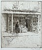 Percy Lancaster (1878-1951): Antiquities. Etching, Percy Lancaster, Click for value