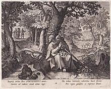 Jan Sadeler (1550-1600), Raphael Sadeler (1560-1628/1632)