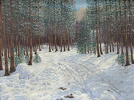 Victor Olgyai (1870-1929)