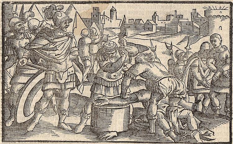 Christoffel von Sichem (1546-1624)