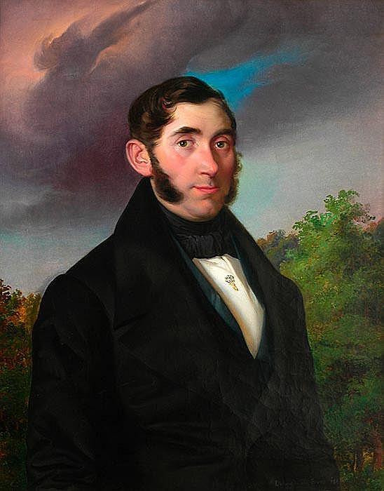 Franz Joseph Dobyaschofsky (1818 - 1867)