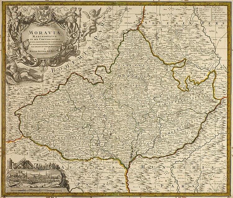 Georg Matthäus Seutter (1678 - 1757)