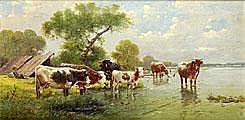 Christian Friedrich Mali (1832 - 1906)