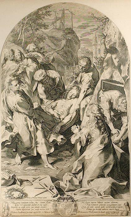 AEGIDIUS SADELER (1570-1629), FEDERICO FIORI