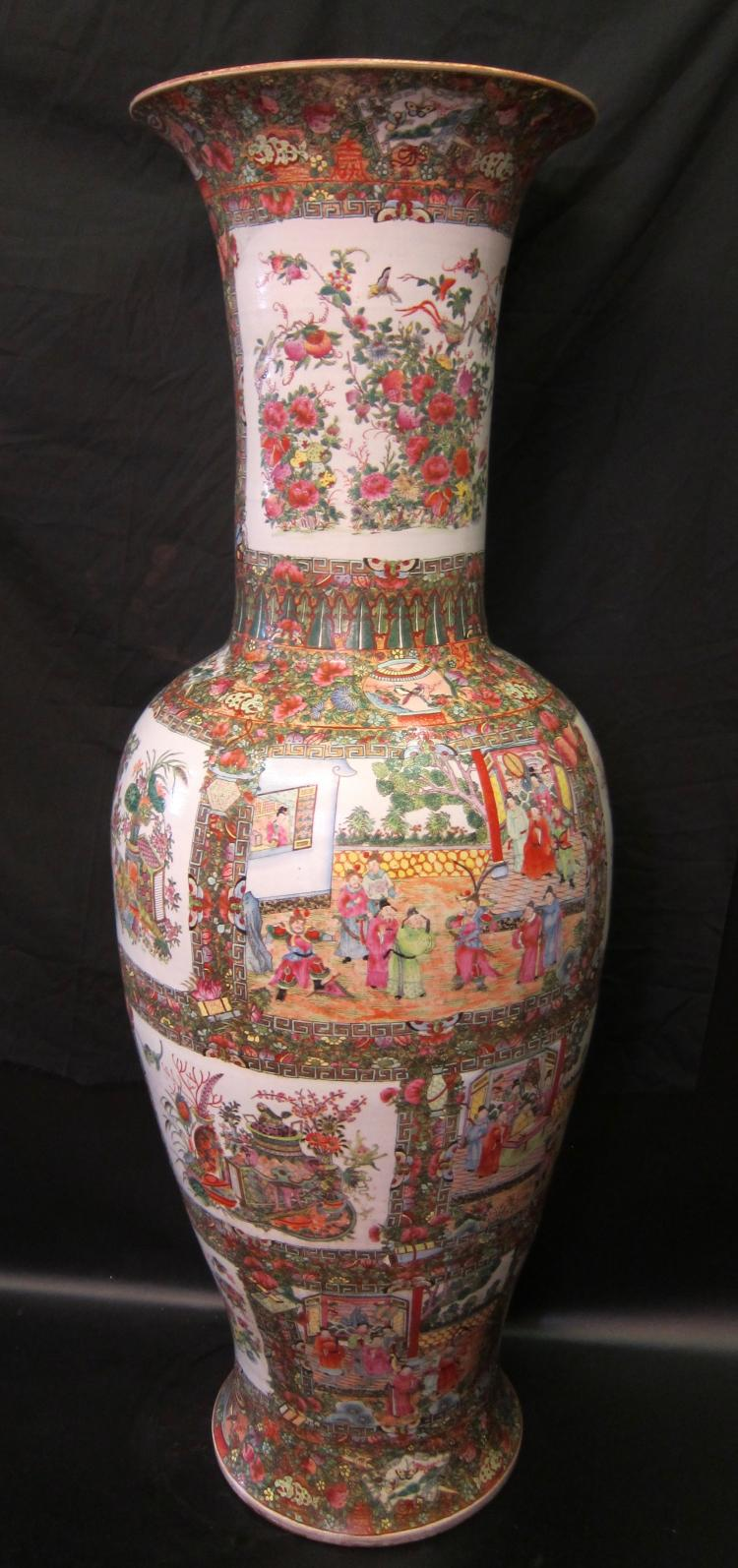 Vintage early 20th Century Palace Vase
