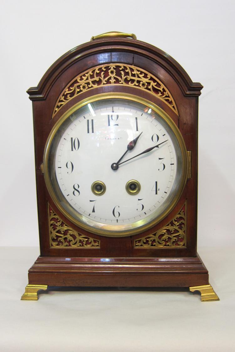 Vintage Tiffany & Co. Mantel Clock