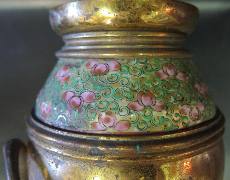 Asian gas lanterns