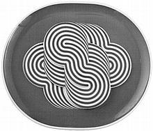 Jahresteller Rosenthal 1972, Rosenthal Selb. Entwurf Natale Sapone (1921-20