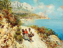 Giusto Fausto 1867 Neapel - 1941 Zürich