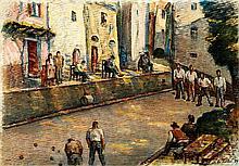 Taddei Luigi 1898 Brè - 1991 Albonago