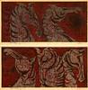 Nakayama Tadashi, Zwei grosse japanische Farbholzschnitte. Pferdeköpfe in B, Tadashi Nakayama, CHF0