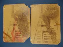 TWO VINTAGE PHOTOGRAPHS
