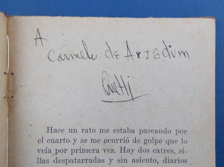 Onetti, Juan Carlos: