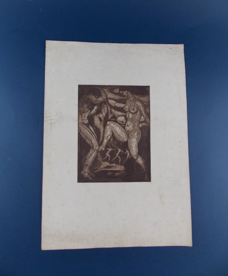CARLOS ALBERTO CASTELLANOS. Engraving