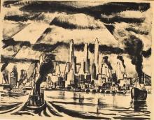 Adriaan Lubbers (Dutch 1892-1954)