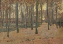 A.R. Mauve(Dutch 1876-1962)